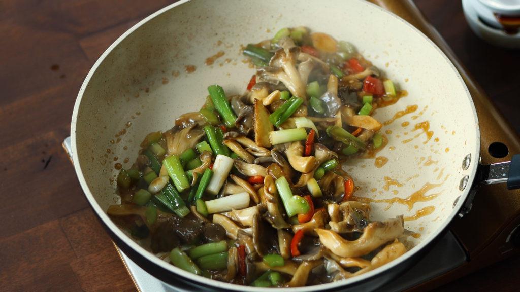 mushrooms-stir-fry-step